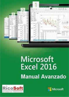 Curso avanzado Microsoft Excel 2016
