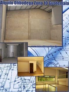 BODEGAS GUATEMALA: Alquilo Bodega con oficinas Zona 10