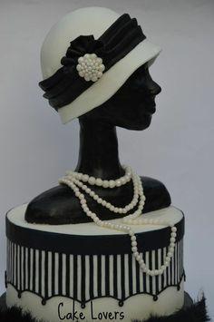 Cake - Fashion Theme