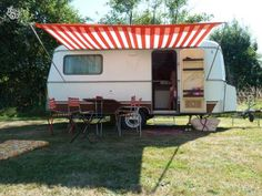 Caravane Vintage Eriba