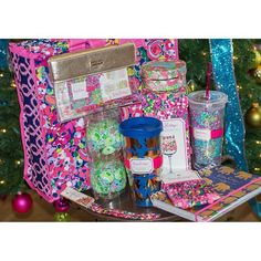 Lilly Pulitzer giftables are perfect anytime of year! Check out these gifts all under $30!