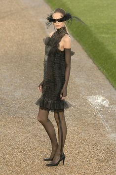 Chanel at Couture Fall 2007