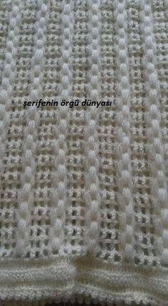 Hand Knitting Women's Sweaters Baby Knitting Patterns, Ladies Cardigan Knitting Patterns, Weaving Patterns, Hand Knitting, Diy Crafts Crochet, Easy Crochet, Crochet Baby, Diy Spinning Wheel, Crochet Stitches
