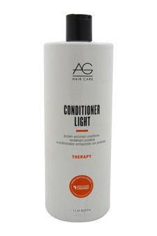 Conditioner Light Protein Enriched Conditioner by AG Hair Cosmetics (Unisex)