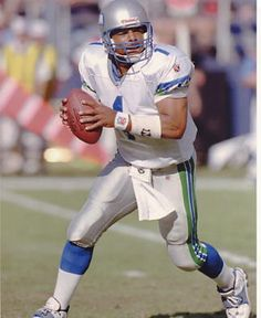 Warren Moon Seattle Seahawks