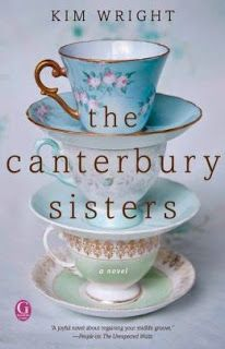 (39)The Canterbury Sisters by Kim Wright | Charlotte's Web of Books