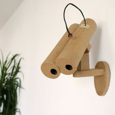 Recycled cardboard camera €99.00
