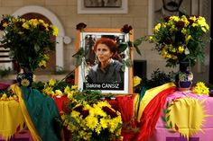 8 March dedicated to Sakine Cansız in Van - http://www.kurdishinfo.com/8-march-dedicated-sakine-cansiz-van