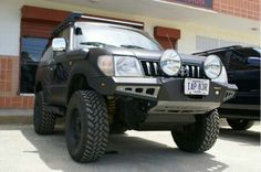 Toyota Lc, Pick Up 4x4, Off Road Bumpers, Toyota Land Cruiser Prado, Jeep Wrangler, Atv, Cars And Motorcycles, Offroad, Monster Trucks