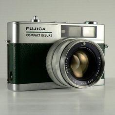FUJICA COMPACT DELUXE - Google 検索