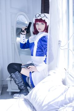 Meyrin - Messie Huang(Messie) Meyrin Cosplay Photo - WorldCosplay