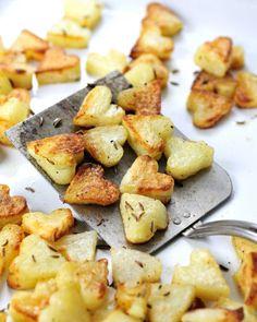 vday roasted potatoes