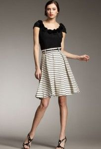 Like the belted skirt