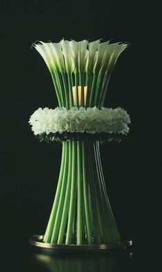 The line & form of callas are so perfect for creating outstanding masterpieces! Here's a prime example. <3 <3 <3 <3