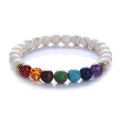 2017 7 Chakra Healing Beads
