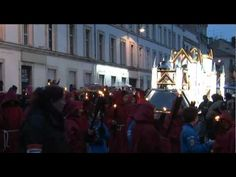 Nancy in Lorraine in France: St. Nicholas Celebrations