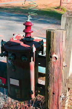 Country Mailbox photo by Barbara McMillan