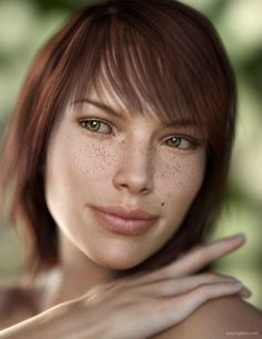 Freckles by JoePingleton