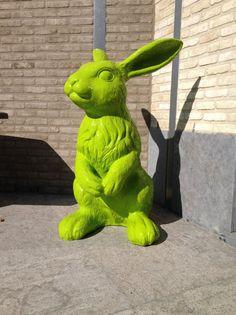 Grote design haas - konijn model 2015 - Asian Import