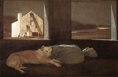 Музей живописи - Andrew Newell Wyeth (1917-2009гг).