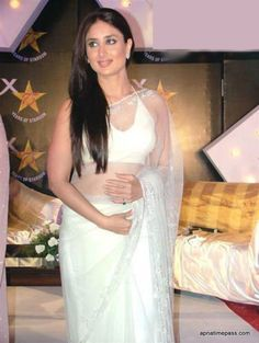 Kareena Kapoor  Photo in White Dress #7