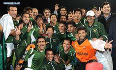 Pakistan beats India 5-4, winning 2012 Asian Hockey Champions Trophy