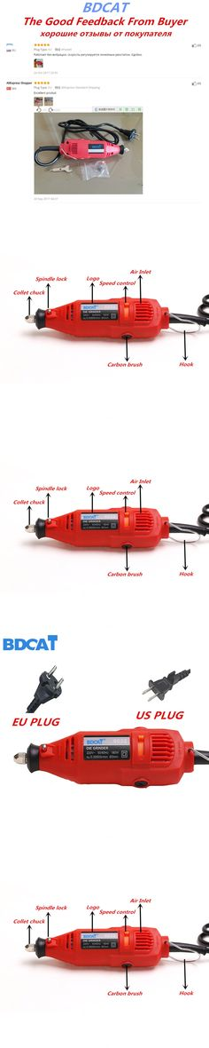 BDCAT dremel Grinder DIY Electric Hand mini Drill Machine with Accessories Variable Speed Dremel Rotary Grinder tools