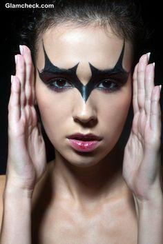 Halloween makeup #halloween #makeup #spadelic