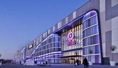 Integrated Transportation Center and Poznań City Center- Concept Design | Bose International Planning and Architecture