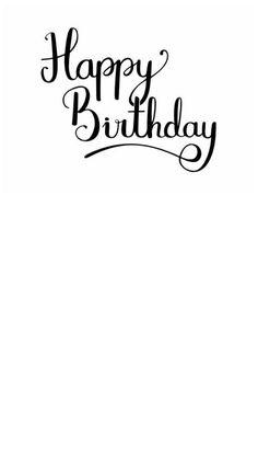 Happy Birthday Template, Happy Birthday Frame, Happy Birthday Posters, Happy Birthday Wallpaper, Birthday Frames, Instagram Emoji, Instagram Blog, Photo Instagram, Birthday Captions Instagram