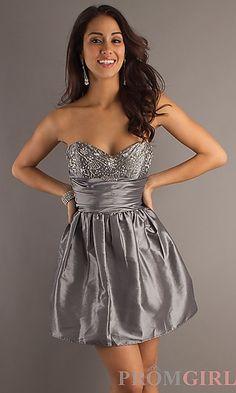 a4d9aced0c8 A-line Sweetheart Sleeveless Short Mini Taffeta Cheap Homecoming Dresses  Short Cheap Prom Dress - Short Prom Dresses