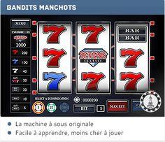 Bandits Manchots à 3-rouleaux