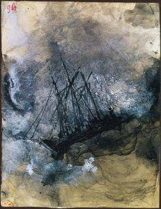 Victor Hugo    Les Travailleurs de la mer : Naufrage    Toilers of the Sea: Shipwreck