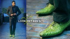 Shoe Safari - what a great pair of shoes for him! - in these he will outshine every other guy ( and many a girl!) - Mascolori - Bijzondere en unieke schoenen