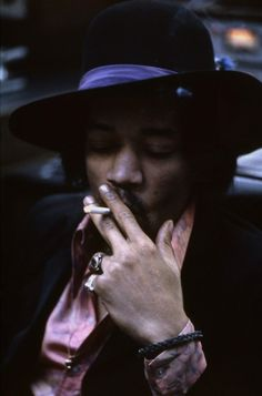 Jimi Hendrix, New York, 1969 ©Linda McCartney