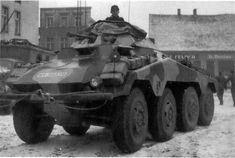Sd.Kfz.234/1 on the Eastern Front