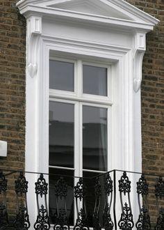 Traditional Victorian Casement Design From Wood Window Alliance Member,  Mumford U0026 Wood.