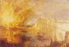El Museo de Alberto: l'Incendie du Parlement
