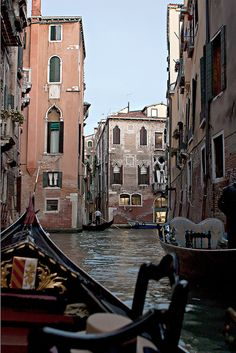 From a gondola, Venice, Italy Gondola Venice, Venice Italy, Adventure Time, Florence, Places To See, Photo Art, Rome, To Go, Explore