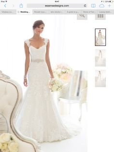https://www.amazon.com/Kivie-Sleeves-Mermaid-Wedding-K21/dp/B01HB56G1I/ref=sr_1_269?s=apparel&ie=UTF8&qid=1468822718&sr=1-269&nodeID=7141123011&refinements=p_4%3AKivie Kivie Women's Long Sleeves V-Neck Mermaid lace Wedding Dress For Bride K21