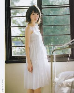 Image about cute in by xiomara on We Heart It Beautiful Japanese Girl, Beautiful Women, Yukata, Asian Woman, Fit Women, One Shoulder Wedding Dress, Pink Ladies, White Dress, Flower Girl Dresses