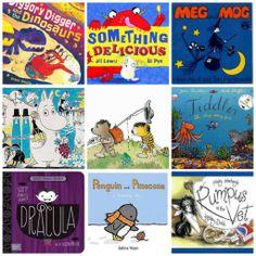 300 Picture Books Challenge @ plasticrosaries.com