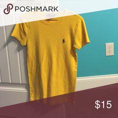 Ralph Lauren T-Shirt cotton polo t-shirt• made fitted• Ralph Lauren Tops Tees - Short Sleeve