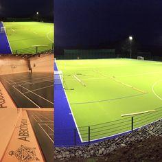 Fab new sports facilities at Abbotsholme!