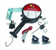 Field Guardian Retractable Rope Gate Kit 20Feet -- Be sure to check out this awesome product.