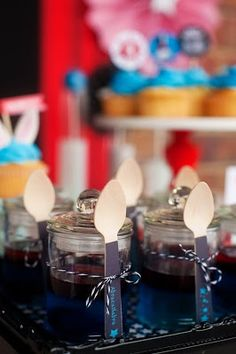 Little Big Company | The Blog: 3 Is the Magic Number, A Magician Themed party by Studio Cake