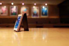 iPhone5s wood case Black Maple S