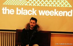 Black Weekend Day 2 : rencontre avec The Hacker