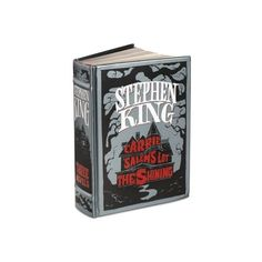 Stephen King Three Novels (Barnes Noble Leatherbound Classics Series) (30 CAD) ❤ liked on Polyvore featuring books and items