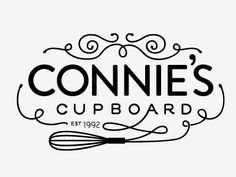 """"""" I like this one...sounds close to mine.  with a little wooden spoon and witch ridding it...with a little doggie on the back!  LOL""""   Connie's cupboard logo"""